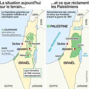 Ouest France résume les positions des belligérants
